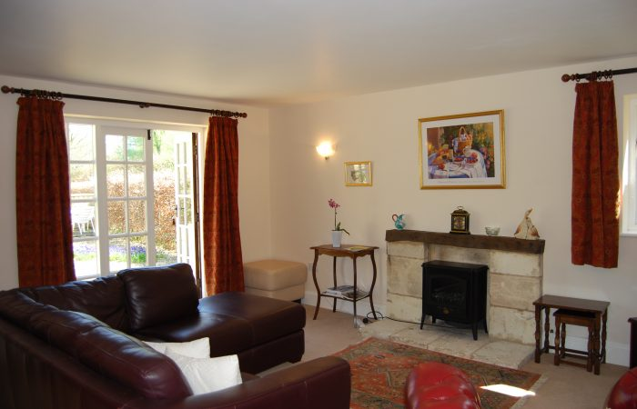 Willow Cottage Sitting Room Cotswold Cottages