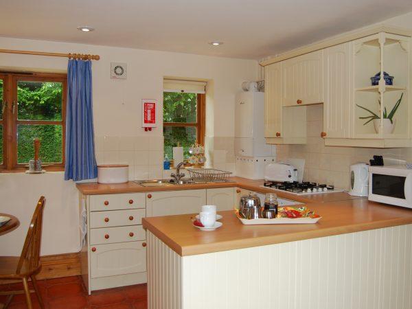 Corner Cottage Cotswold Cottage Kitchen