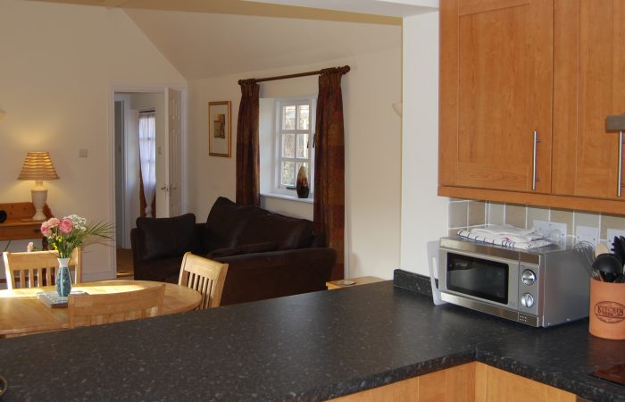 The Stables Kitchen Holiday Accommodation