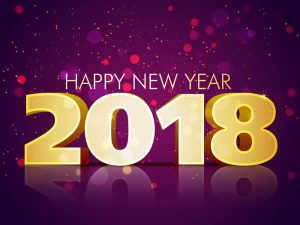 Happy New Year from Broadway Manor Cottages