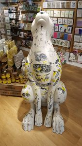 Cotswold Hare Trail Broadway 2017