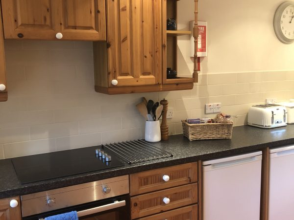 Kitchen in Willow Cottage, our Cotswold Cottage, Broadway Manor Cottages