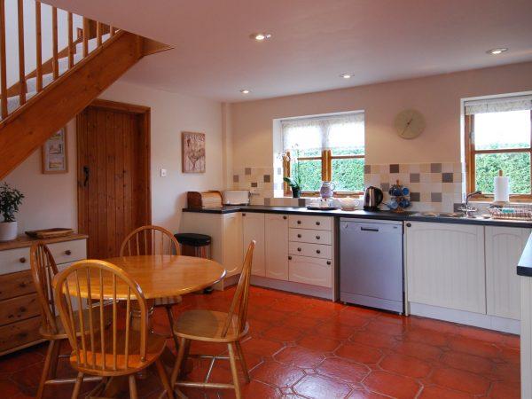 Corner Cottage Broadway Kitchen