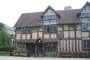 Shakespeare's House, Stratford Upon Avon