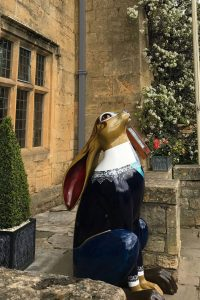 Cotswold Hare Lygon Arms Broadway