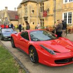 Ferrari, Broadway in the Cotswolds Italian Day