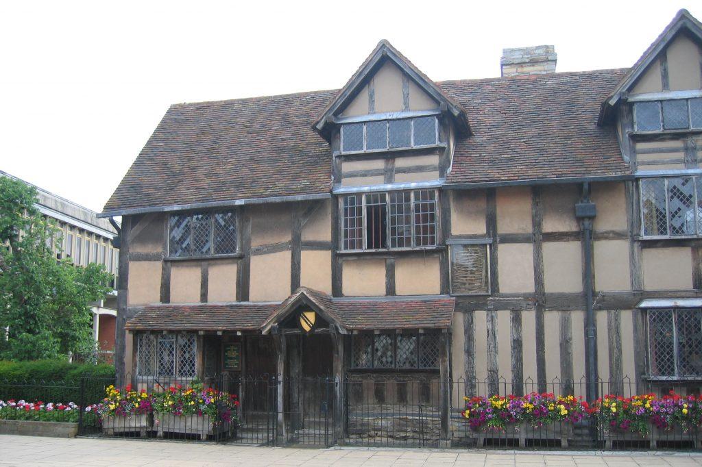 Shakespeare's House, Stratford Upon Avon