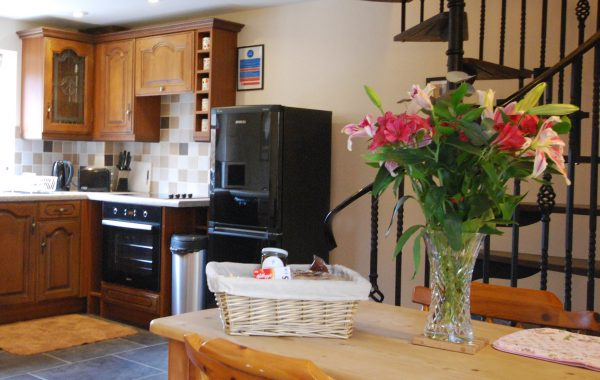 Sheldon Cottage, Cotswold holiday cottage, kitchen