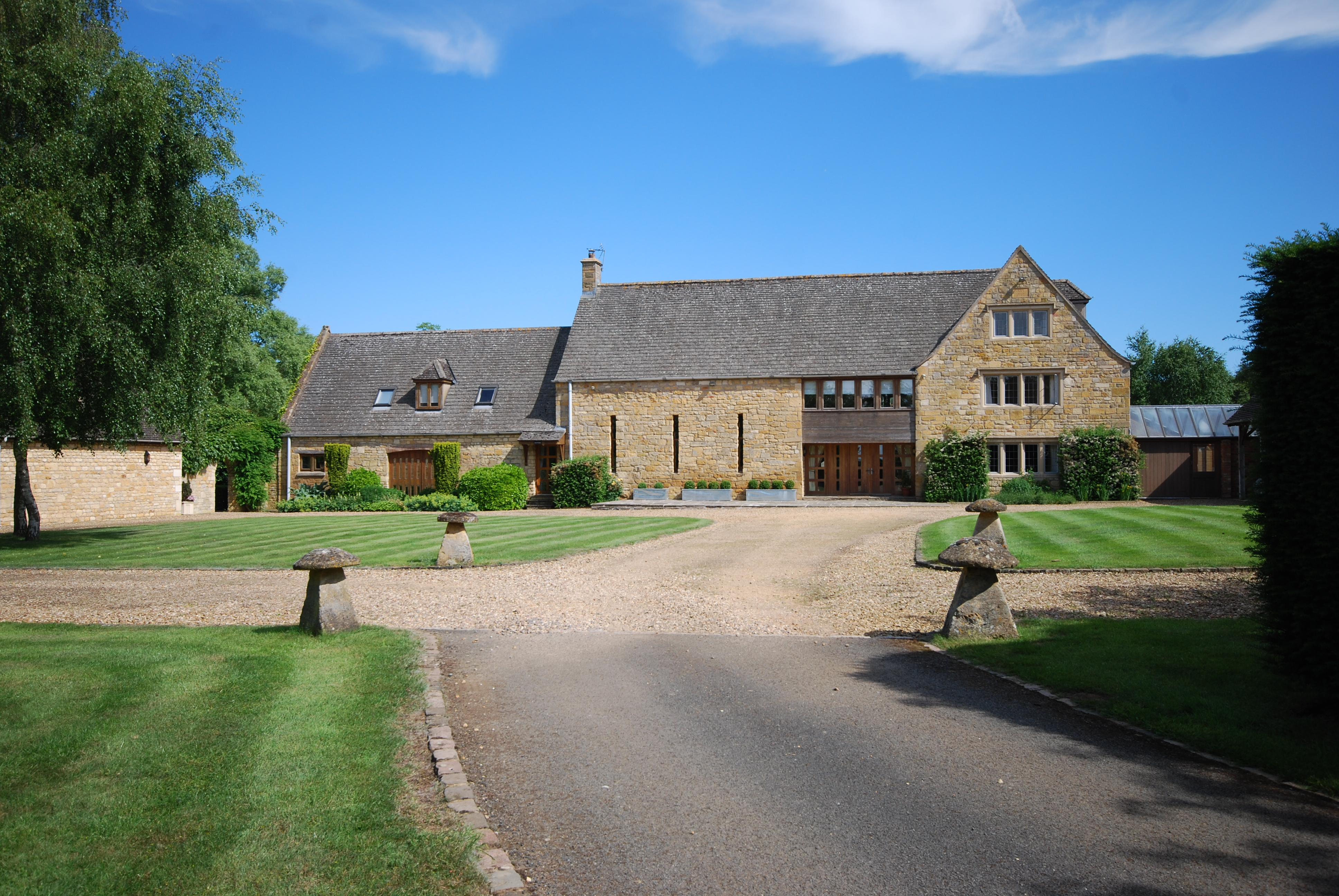 Broadway Manor Cottages, The Manor House, Broadway