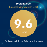 Rafters at The Manor House on Booking.com