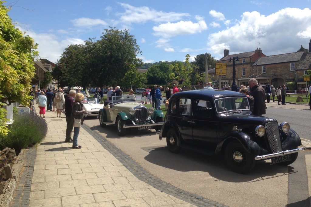 Broadway Classic and Vintage Car Show, Worcestershire