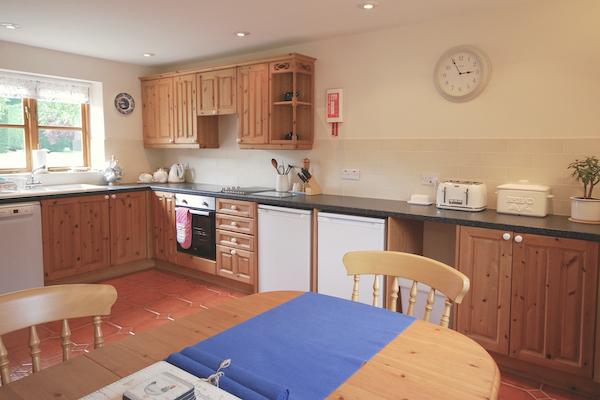 Willow Cottage, Kitchen