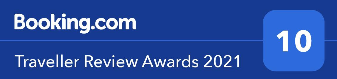 Sheldon Cottage Wins a 2021 Travel Award