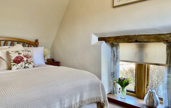 Rafters Double Bedroom